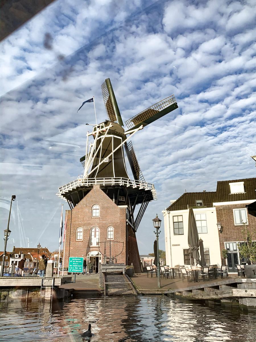 Sehenswürdigkeit in Haarlem: der Leuchtturm