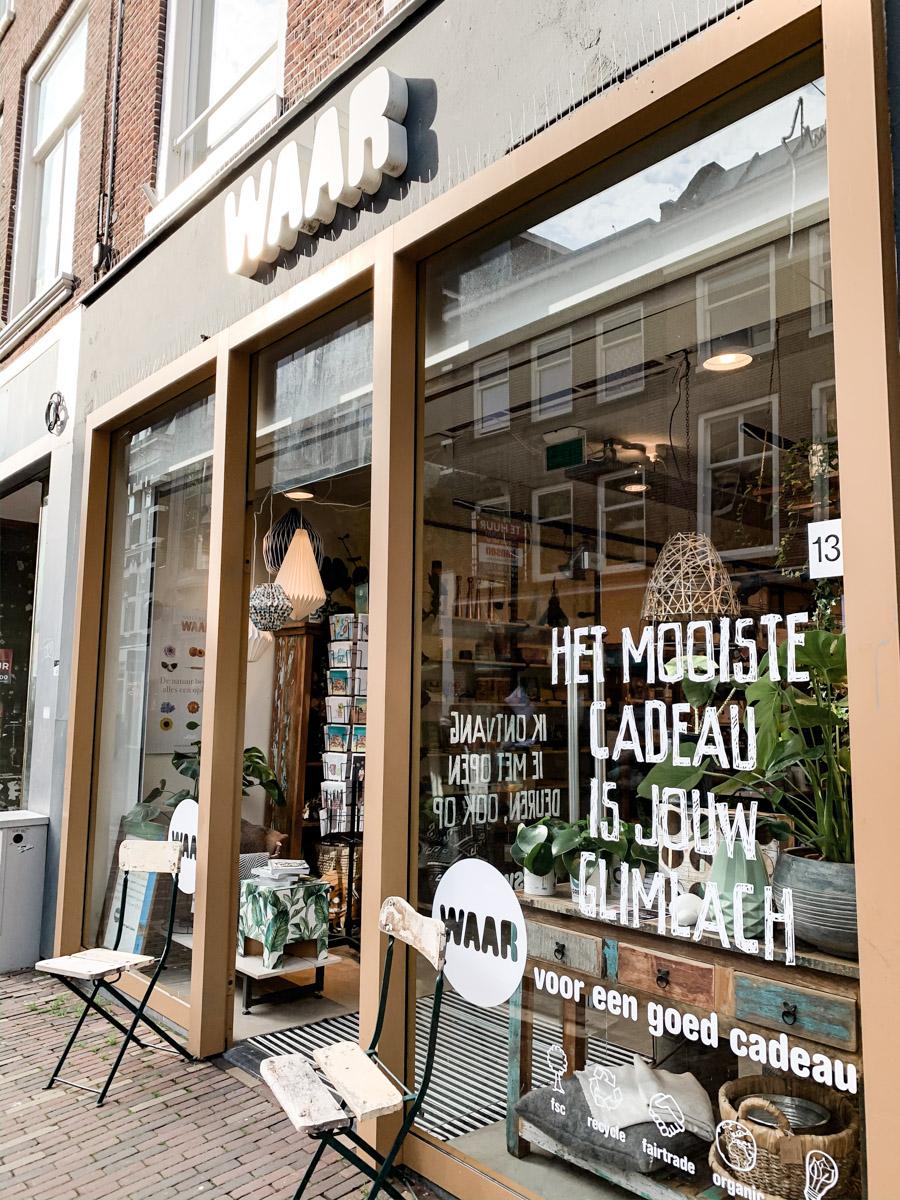 typisch holländische Läden