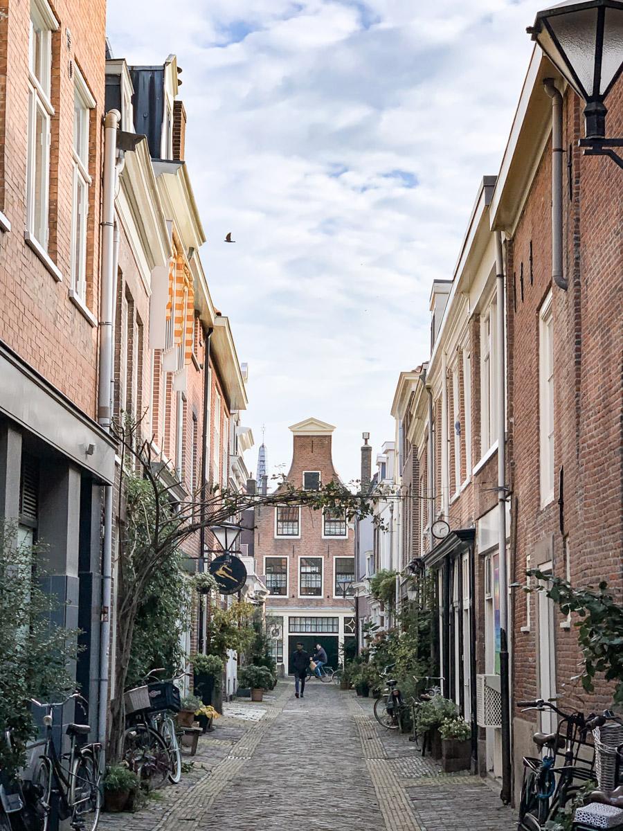 Haarlem Seitenstraßen