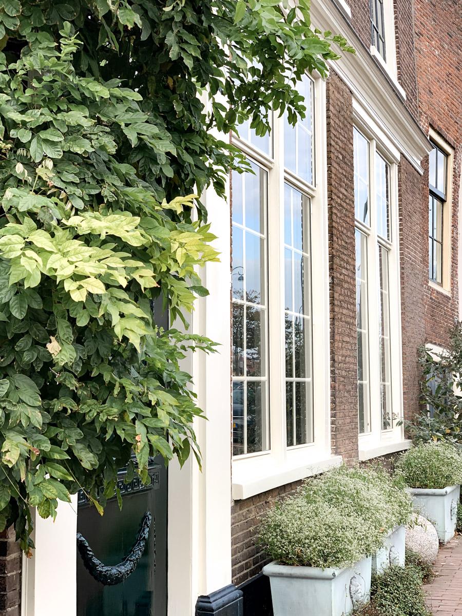 Haarlems Häuserfassaden