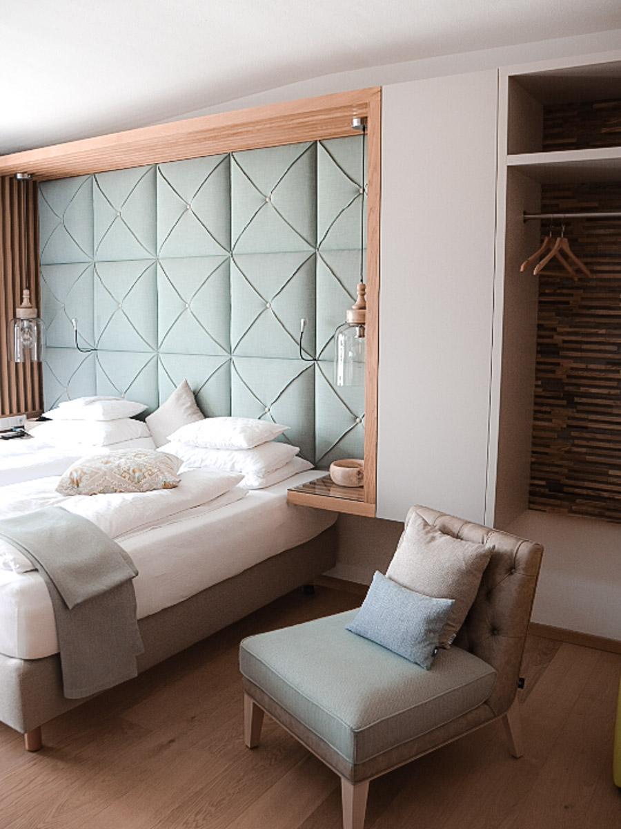 Urlaub ohne Kompromisse Hotelzimmer