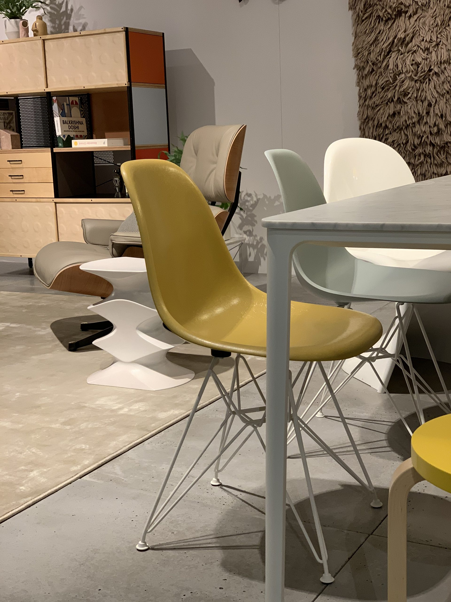 IMM Cologne Stand Vitra