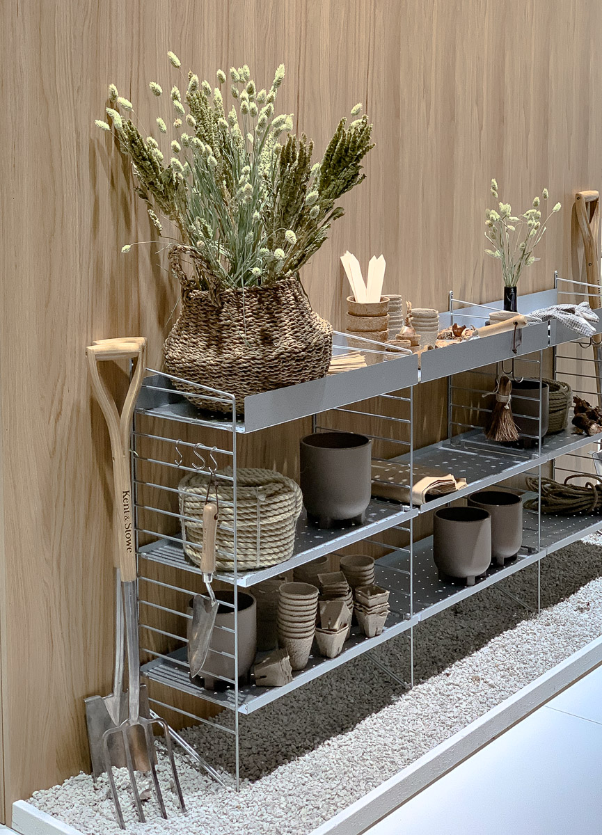 IMM Cologne String Outdoorregal