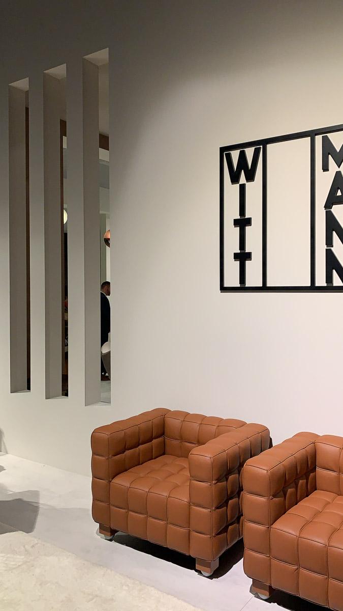 Möbelmesse Stand Wittmann