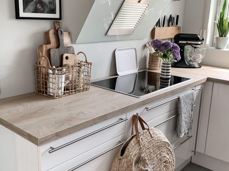 Küchen-Makeover: neuer Glanz in alter Küche!
