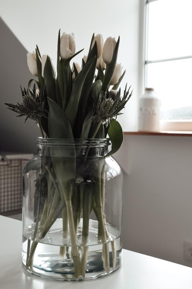 schattiges Plätzchen für Schnittblumen