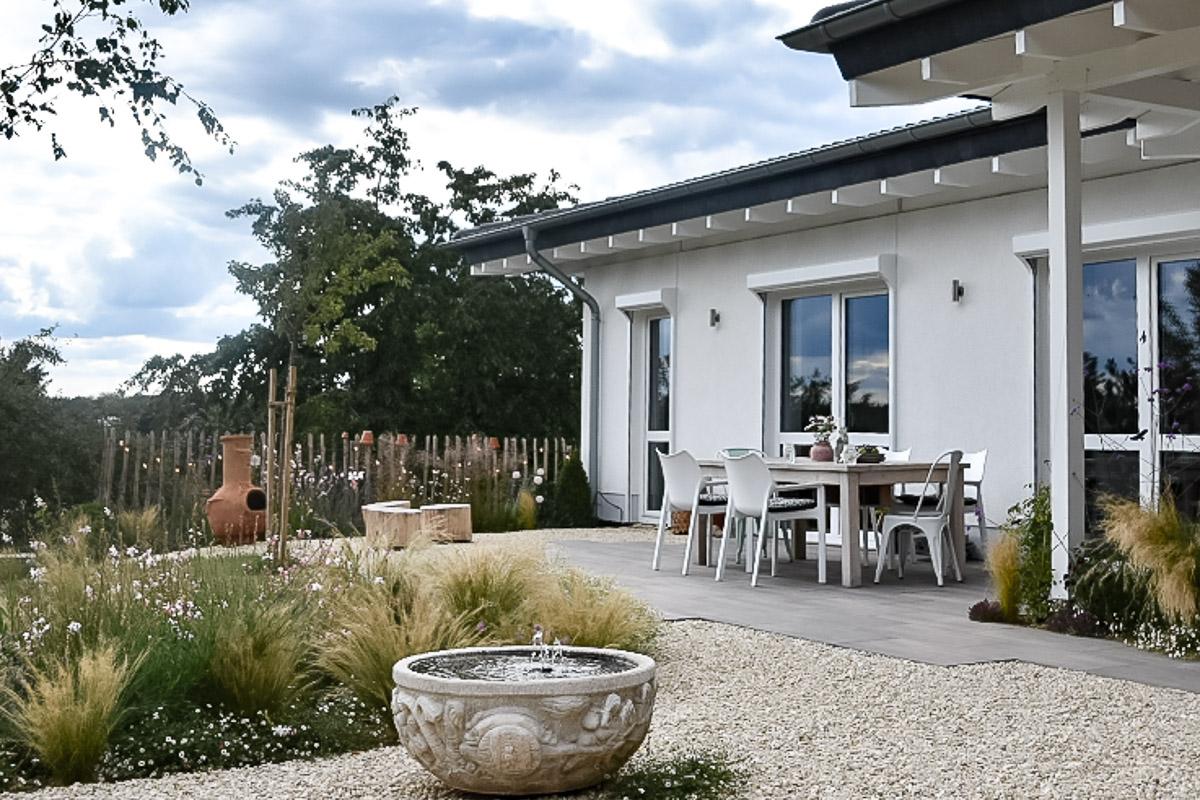 moderner Farmhaus-Stil