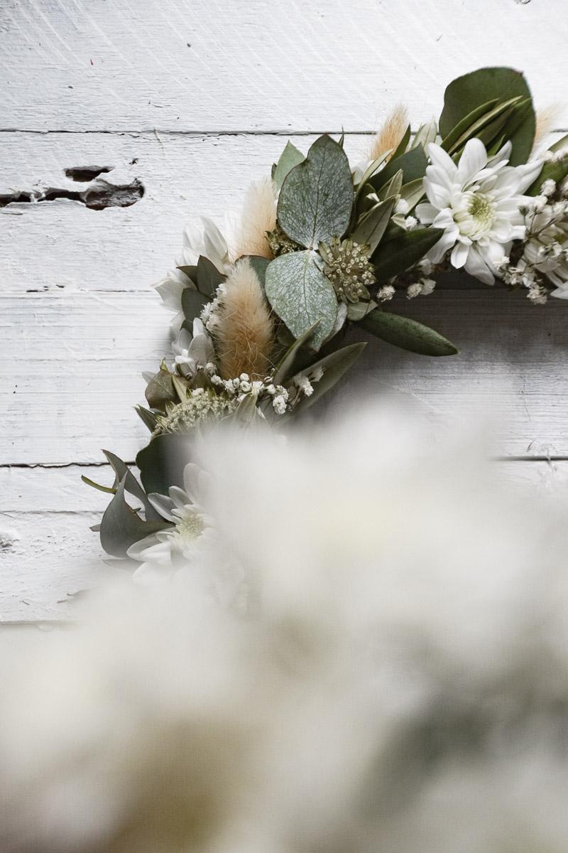 Spray-Chrysantheme Pina Colada