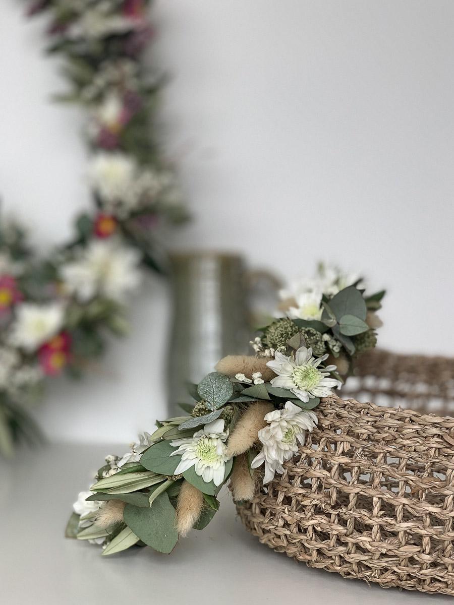 Blumendeko Türkranz