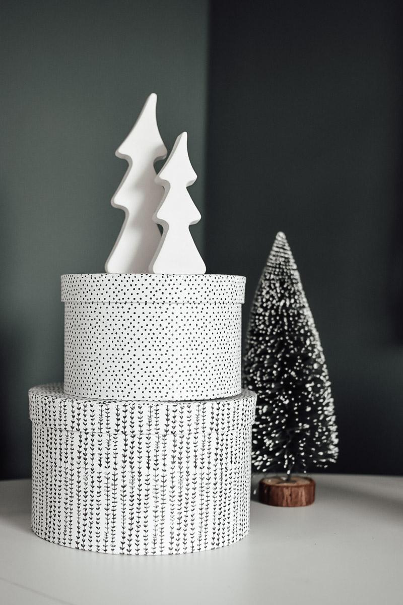 DIY-Idee zu Weihnachten Tannenbaum