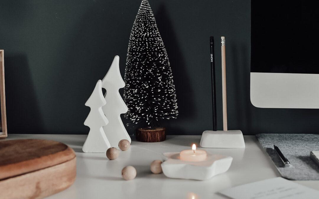DIY-Idee zu Weihnachten: Deko aus Raysin