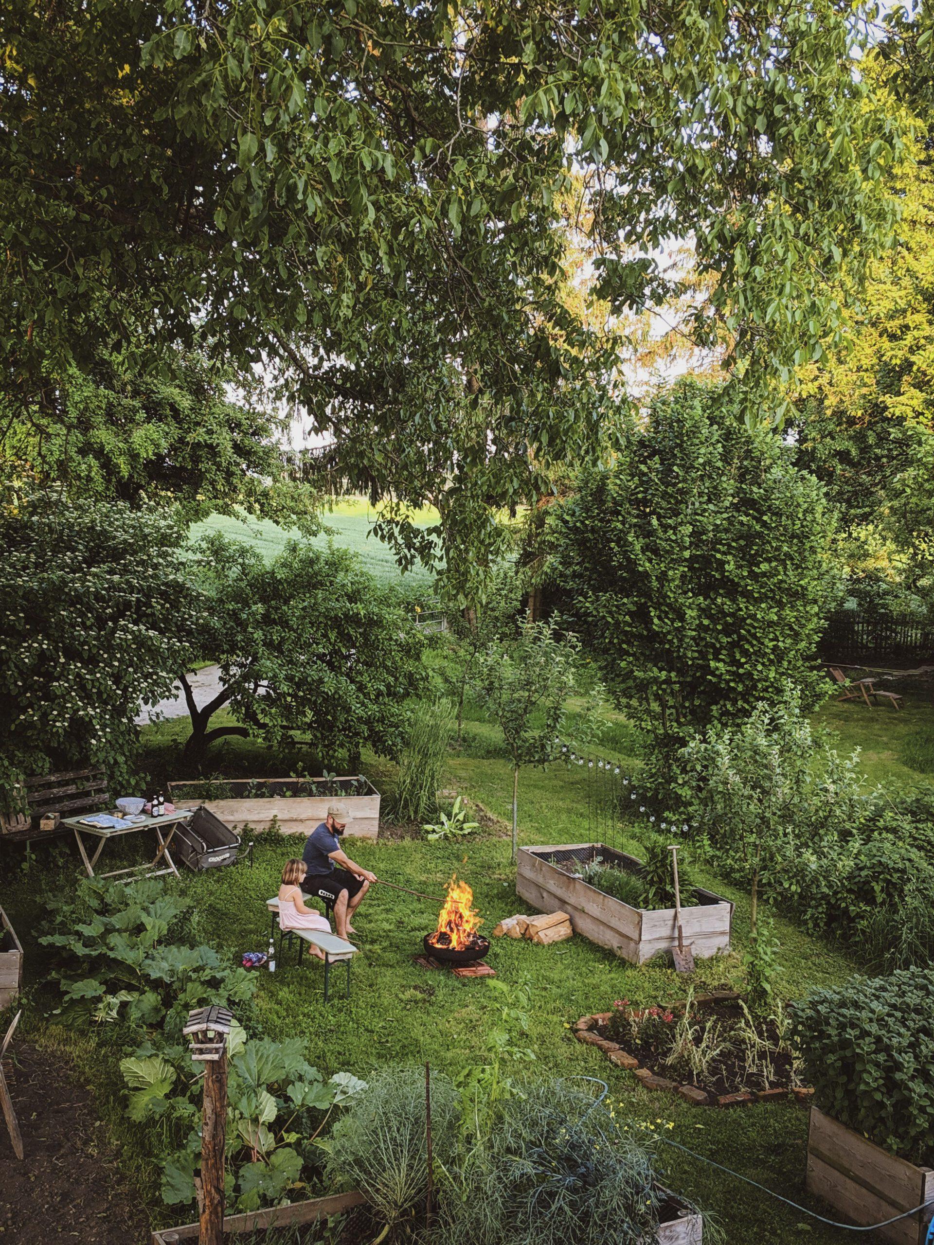 Selbstversorger-Garten