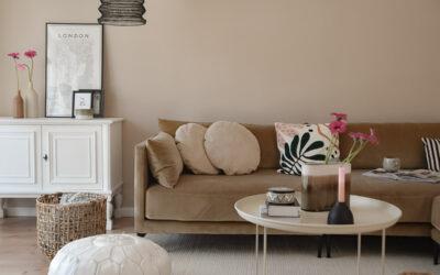 Wohnzimmer umgestalten – mach's dir gemütlich