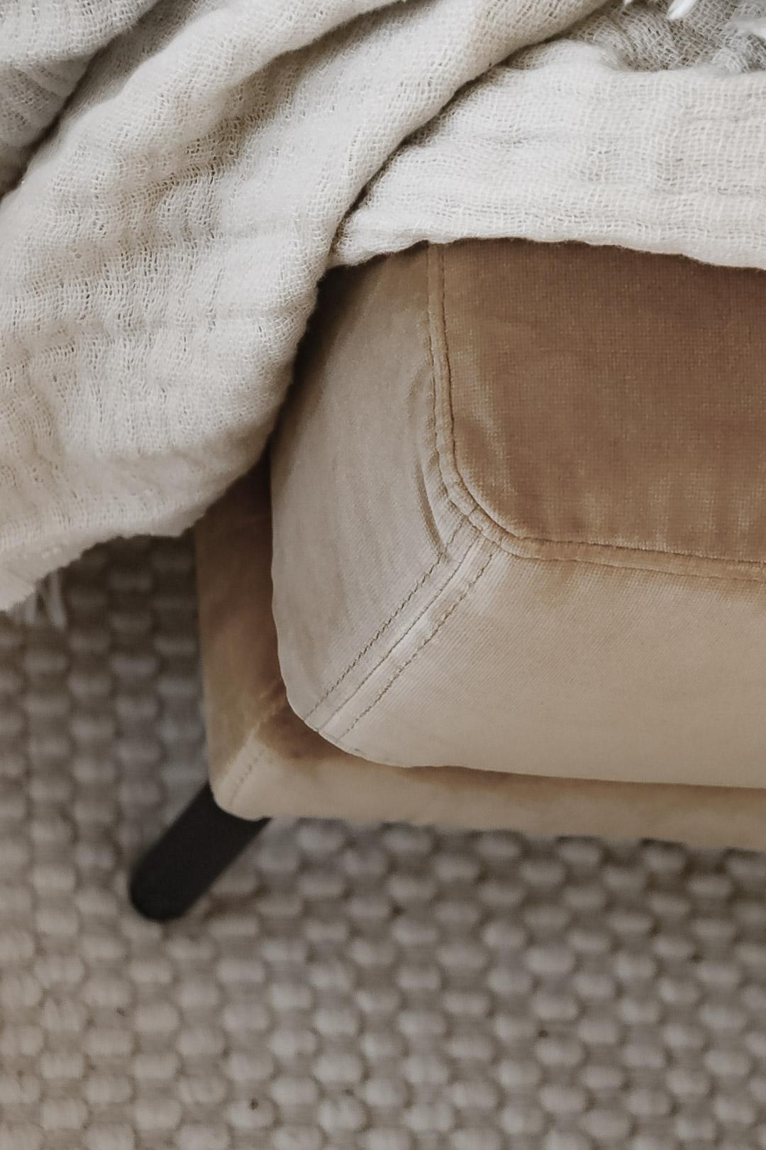 Wohnzimmer umgestalten Sofa